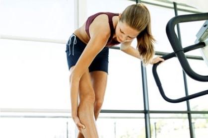 Біль у м'язах після тренування