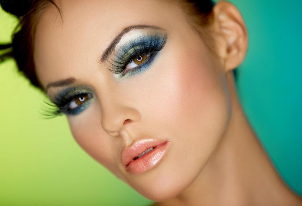Фото макияжа привлекательного
