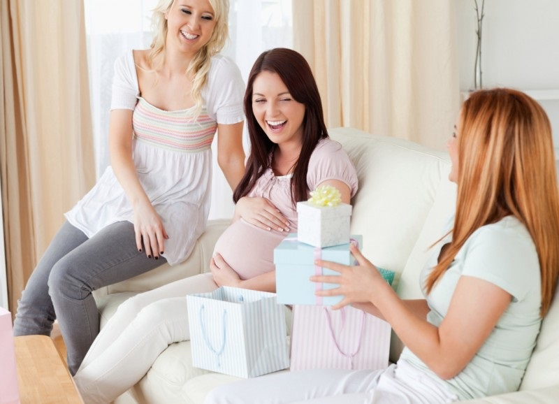 Получить подарок для беременных