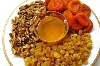 Витаминная смесь для укрепления иммунитета 1