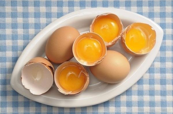 польза яиц для кожи лица