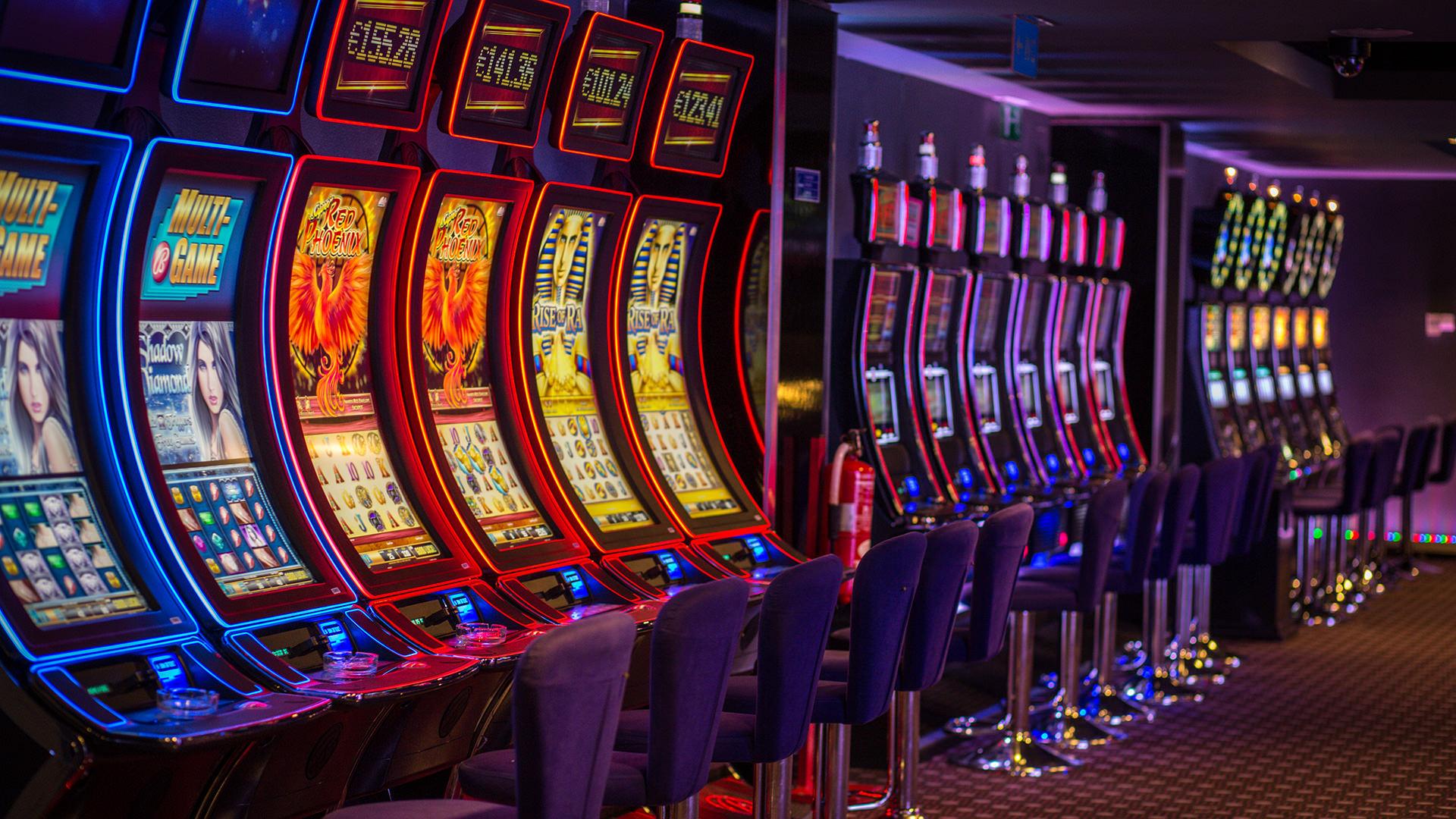 Миниатюра к статье Как заработать на игровых автоматах