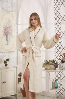 Миниатюра к статье Как выбрать халат для бани?