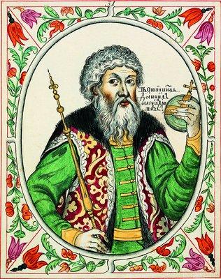Миниатюра к статье Роль Даниила Московского в истории Руси