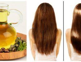 Миниатюра к статье Как использовать касторовое масло для волос и кожи