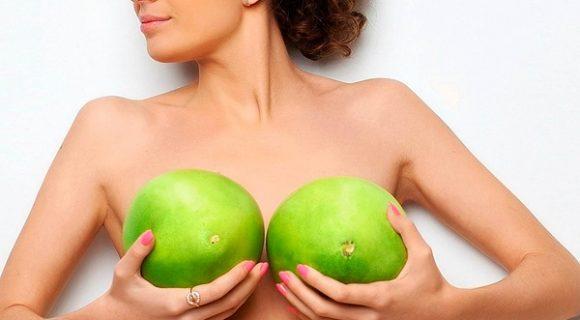 Миниатюра к статье Увеличение груди в домашних условиях